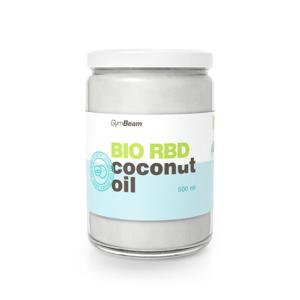 BIO RBD Kokosový olej 500 ml - GymBeam
