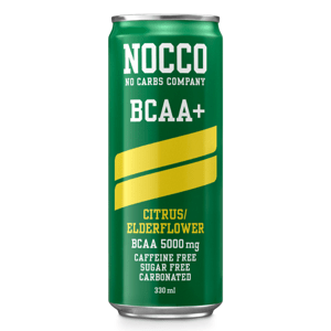 BCAA + 330 ml caribbean - NOCCO