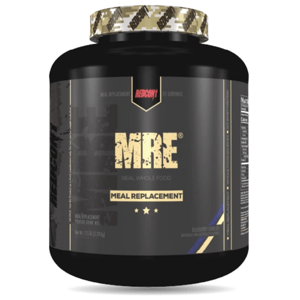 Náhrada stravy MRE 3400 g fondán brownie - Redcon1
