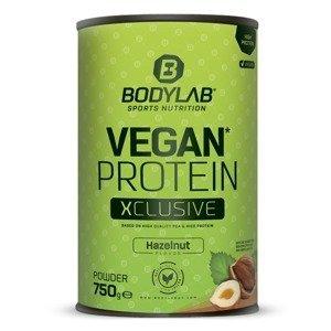 Vegan Protein XCLUSIVE Line 750 g lískový ořech - Bodylab24