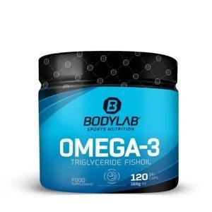 Omega 3 120 kaps. - Bodylab24