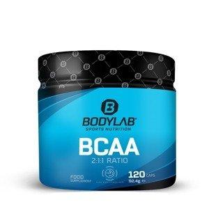 BCAA 120 kaps. - Bodylab24