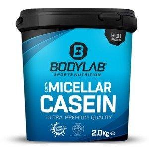 100% Micelární Kasein 2000 g jahoda - Bodylab24