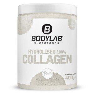 100% Hydrolyzovaný kolagen 400 g - Bodylab24