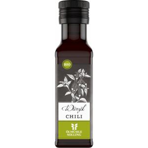 BIO Chilli olej 100 ml - Ölmühle Solling