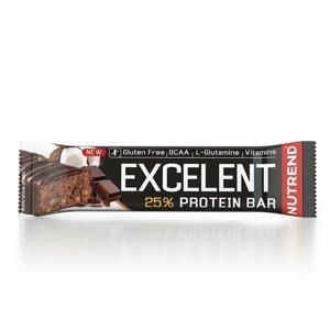 Proteinová tyčinka Excelent 85 g slaný karamel - Nutrend