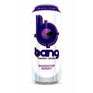 Energy Drink 500 ml bangster berry - Bang Energy