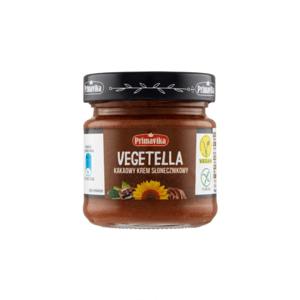 Slunečnicový krém Vegetella 160 g karamel - Primavika