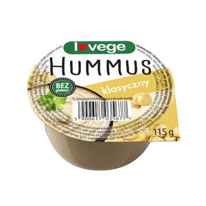 Hummus 115 g se sušenými rajčaty - Lovege