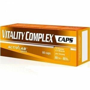 Vitality Complex 60 kaps. - ActivLab