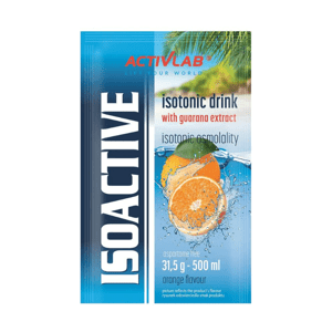 Iso Active 20 x 31,5 g ananas - ActivLab