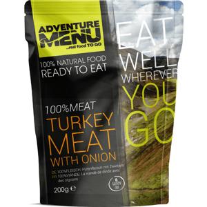 Krůtí maso na cibulce 200 g - Adventure Menu
