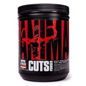 Spalovač tuků Animal Cuts Powder 248 g blue ice pop - Universal Nutrition