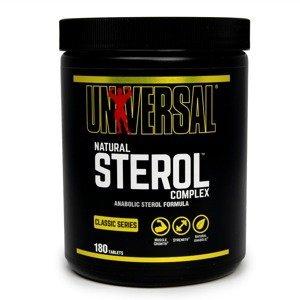 Natural Sterol Complex 180 tab. bez příchuti - Universal Nutrition