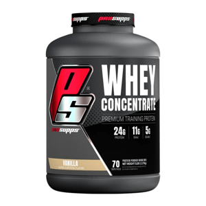 Protein Whey Concentrate 2270 g vanilka - ProSupps