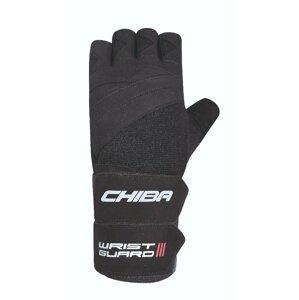Fitness rukavice Wristguard lV XS - CHIBA