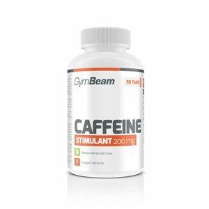 Caffeine 90 tab bez příchuti - GymBeam