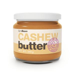 Kešu máslo 340 g hladký - GymBeam