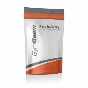 Protein Pure IsoWhey 1000 g jahodový krém - GymBeam
