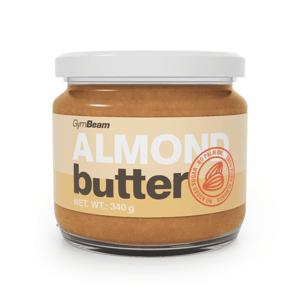 100% Mandlové máslo 340 g mandle - GymBeam