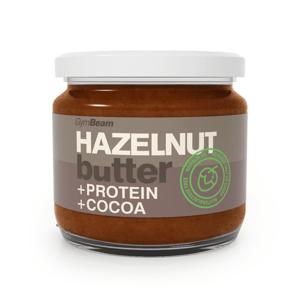 Hazelnut Spread 340 g bez příchuti - GymBeam