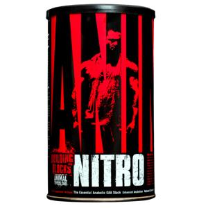 Animal Nitro 44 balíčků bez příchuti - Universal Nutrition