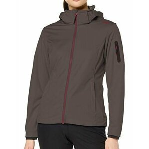 CMP Zip Hood Light Softshell Jacket W 36