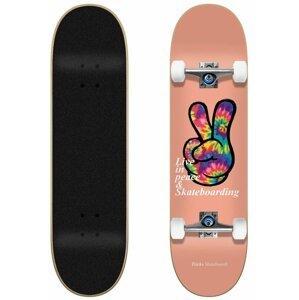 Tricks Peace Complete Skateboard 7.75