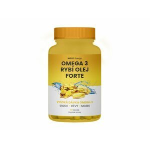 Movit Omega 3 Rybí Olej Forte, 315 Mg Epa, 245 Dha, 60 Tob Olek