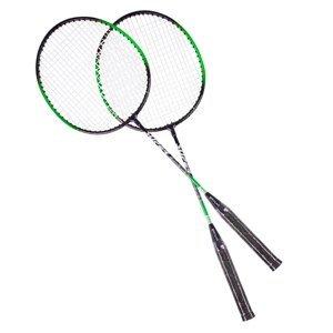Badmintonová sada SPARTAN - 2 rakety  zlatá