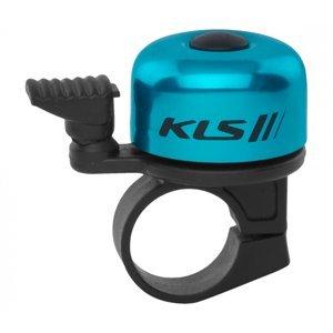 Zvonek Na Kolo Kellys Bang 10  Modrá