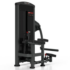 Posilovací Stroj - Zanožování Marbo Sport Mp-U222  Černá