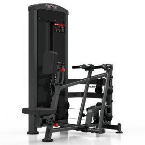 Posilovací Stroj - Přítahy V Sedě Marbo Sport Mp-U229  Černá