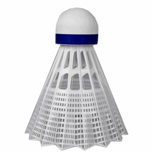 Plastové Míče Yonex Mavis 350  Bílý Míček - Modrý Pruh