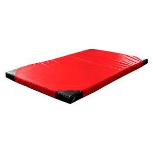 Gymnastická Žíněnka Insportline Roshar T110 200X120X5 Cm  Červená