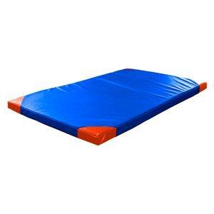 Gymnastická Žíněnka Insportline Roshar T60 200X120X10 Cm  Modrá