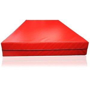 Gymnastická Žíněnka Insportline Morenna T25 200X120X20 Cm  Červená