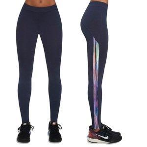 Dámské Sportovní Legíny Bas Black Cosmic  Modrá  L