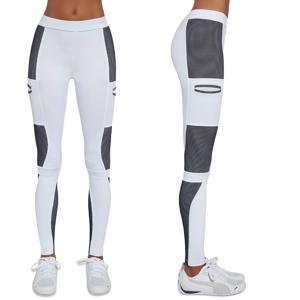 Dámské Sportovní Legíny Bas Black Passion  Bílo-Modrá  S