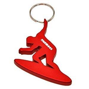 Otvírák Lahví Munkees Surfer  Červená