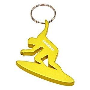 Otvírák Lahví Munkees Surfer  Žlutá