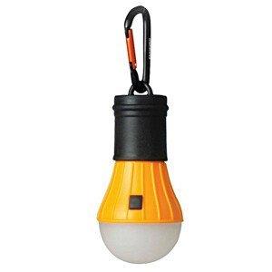 Led Prostorová Svítilna Munkees Tent Lamp  Oranžová