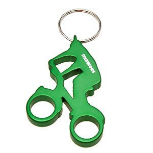 Otvírák Lahví Munkees Biker  Zelená