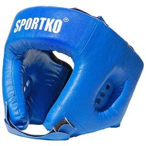 Boxerský Chránič Hlavy Sportko Od1  Modrá  M