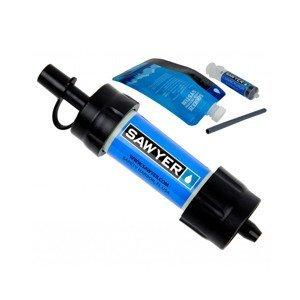 Vodní Cestovní Filtr Sawyer Sp128 Mini Modrý