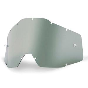 Náhradní Plexi K Brýlím 100% Racecraft/accuri/strata Kouřové