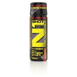 Stimulant Nutrend N1 Shot 60 ml  orange fire