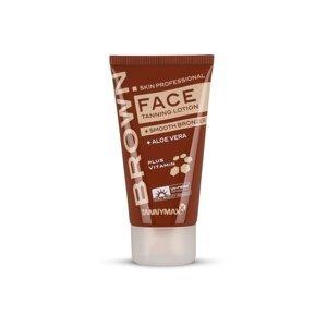 Opalovací Krém Tanny Maxx Brown Face Tanning Lotion + Smooth Bron
