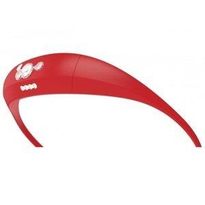 Čelovka Knog Bandicoot  Červená