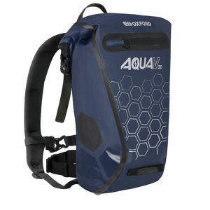 Vodotěsný Batoh Oxford Aqua V20 Backpack 20L  Tmavě Modrá